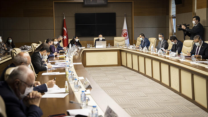 TBMM Dışişleri Komisyonunda 2 kanun teklifi kabul edildi