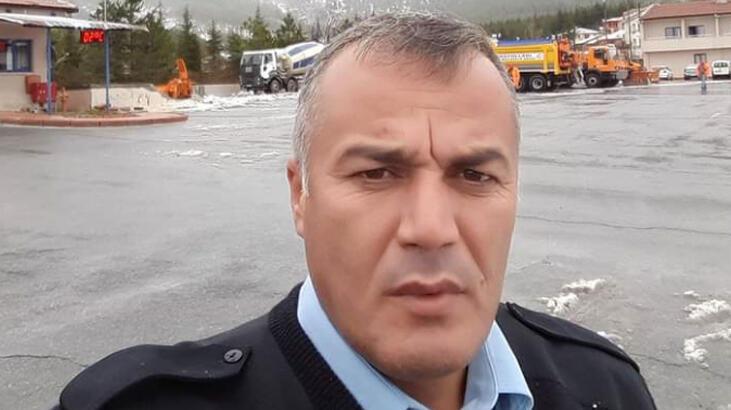 Mersin'de kalp krizi geçiren polis hayatını kaybetti