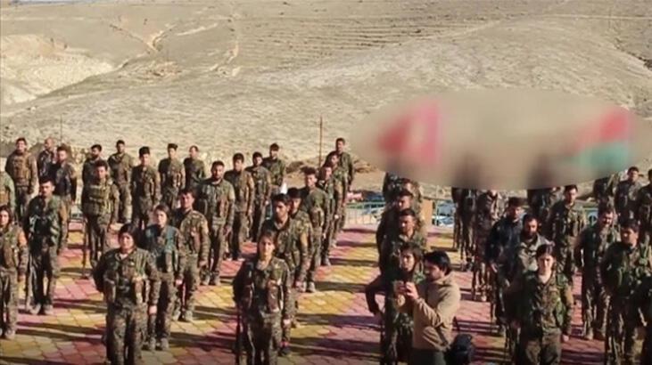 Tiyatro ortaya çıktı! PKK'lı teröristler Sincar'ı göstermelik boşalttı