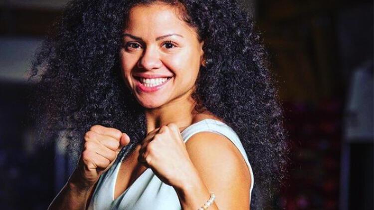 Şampiyon kadın boksör kocasını döverek öldürdü!
