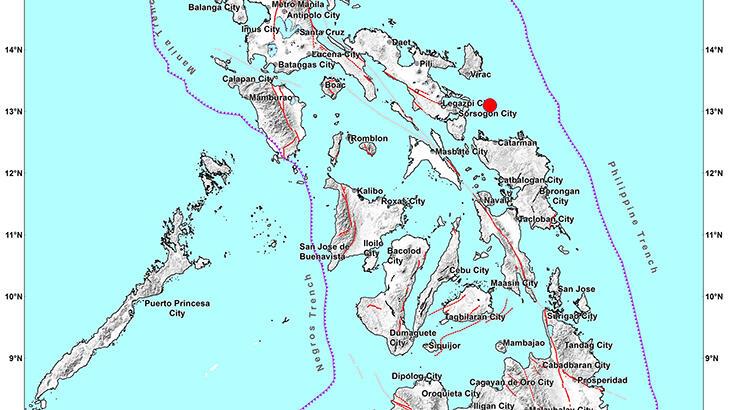 Ülke şokta! 6.4 büyüklüğünde deprem