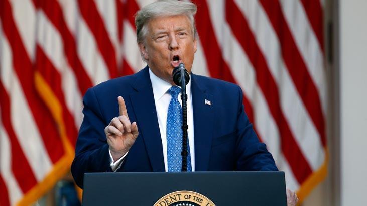 Trump 'üçüncü dünya ülkesi gibiyiz' yorumu