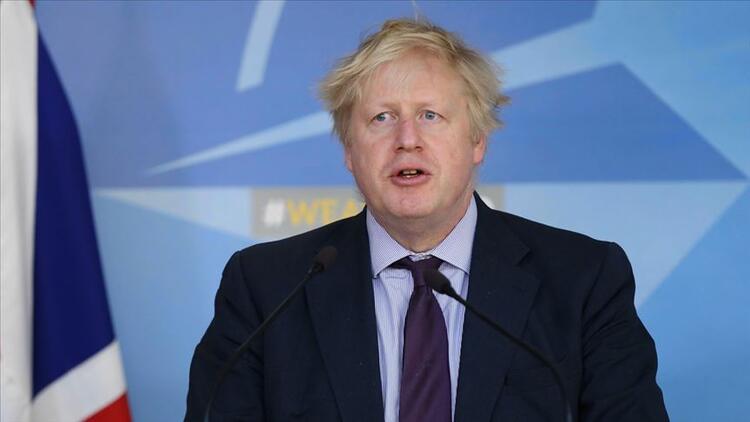 Boris Johnson'dan kritik AB açıklaması