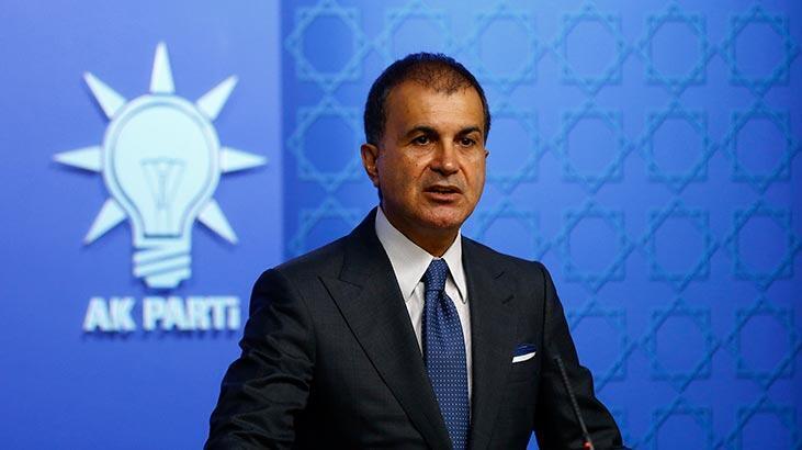 AK Parti Sözcüsü Çelik'ten Fransa'nın Yukarı Karabağ kararına tepki