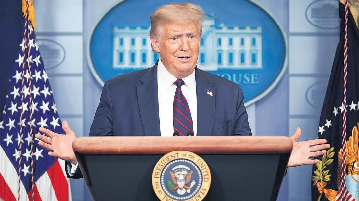 Trump 2021 Savunma Bütçe tasarısını iptal edeceğini açıkladı