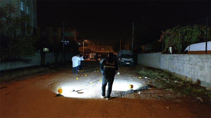 İki aile birbirine girdi! 13 gözaltı 75 kişiye ceza