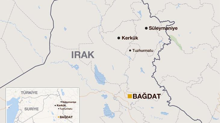 Irak İnsan Hakları Komisyonu Başkanı: Göstericilere şiddet uygulanmamalı