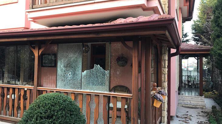 Gelecek Partisi Genel Başkan Yardımcısı Üstün'ün evine silahlı saldırı