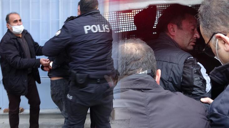 Yer: Bursa… Mahalleliye yakalanan şüpheliyi linçten polis kurtardı