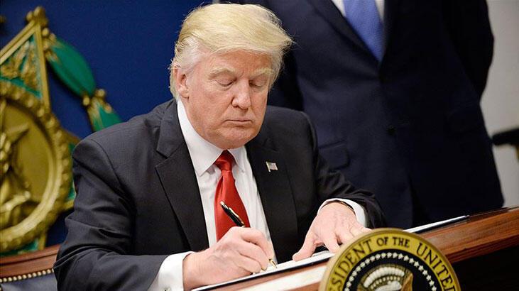 Trump, Türkiye'yi de ilgilendiren tasarıyı veto edeceğini duyurdu!