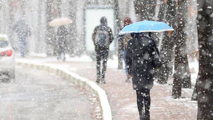 Meteoroloji'den flaş uyarı! Kar, sağanak, lodos…