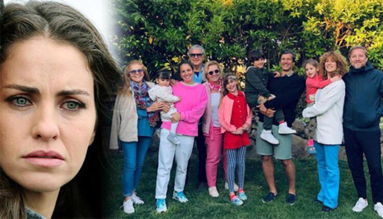 Aslı Tandoğan: Kayınpederimin cenazesinde koronavirüse yakalandık
