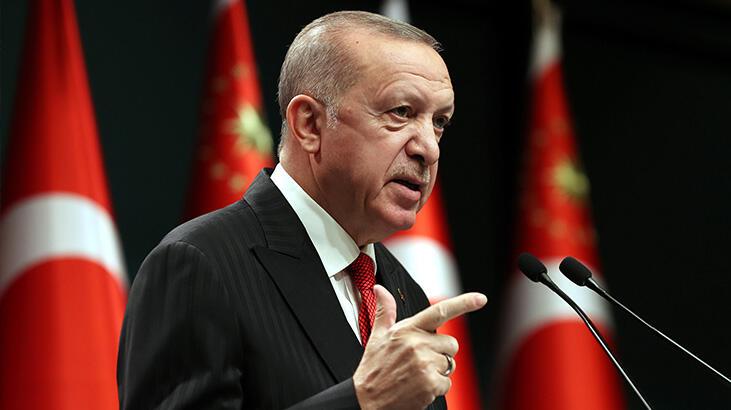Sokağa çıkma kısıtlamasına saatler kala Cumhurbaşkanı Erdoğan'dan kritik uyarı