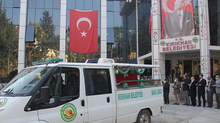 Eski Kırıkhan Belediye Başkanı İsmail Turan, hayatını kaybetti