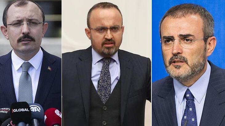 AK Parti'den CHP'li Özgür Özel'e tepki