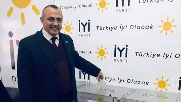 İYİ Parti Melikgazi İlçe Başkanı, koronavirüsten hayatını kaybetti