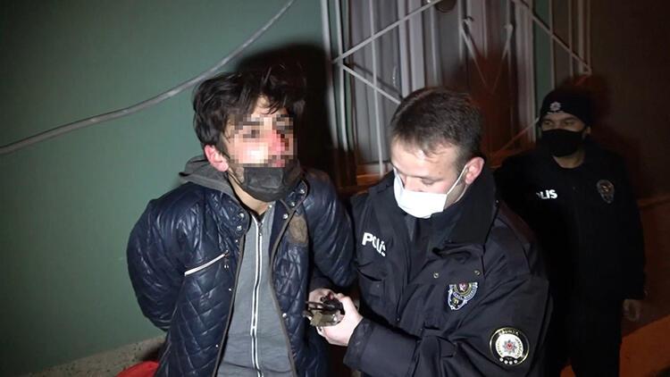 Yer: Bursa… Apartman sakinleri fark etti! Yakalanınca hüngür hüngür ağladı