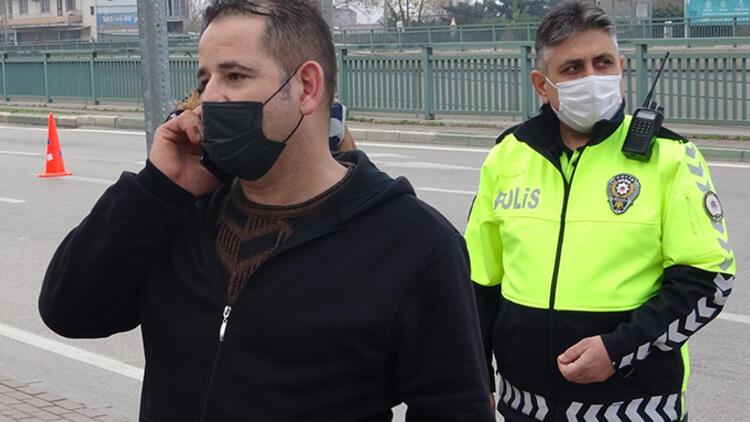 Bursa'da pes dedirten savunma! 'İzin belgem yok ama WhatsApp grubumuz var'