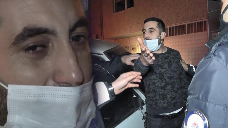 Yer: Bursa… Polisten kaçarken evin duvarına çarptı! Yakalanınca ağladı