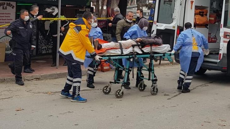 İzmir'de büfeye silahlı saldırı: 1 ölü, 1 yaralı
