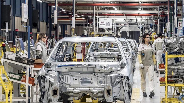 Bursa'daki otomotiv devi üretime ara veriyor
