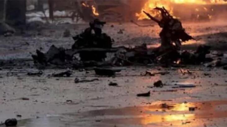 Suriye'de yolcu otobüsüne saldırı! Çok sayıda ölü var