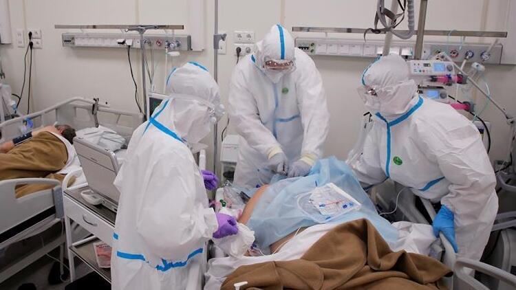 Dünya genelinde Kovid-19'dan iyileşenlerin sayısı 59 milyonu geçti