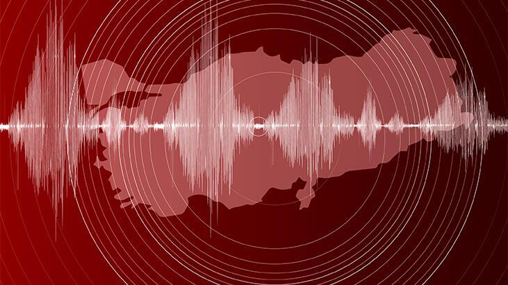 Manisa'da deprem! Büyüklüğü…