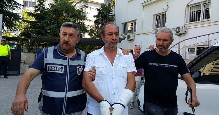 Bursa'da eski mankenin evindeki cinayette karar