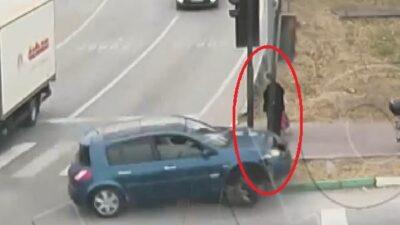 Bursa'da ölümle burun buruna! Saniye saniye böyle görüntülendi…