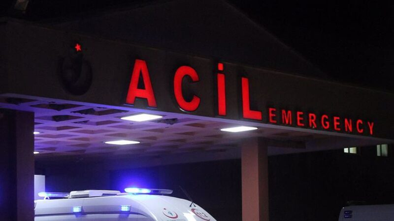 Malatya'da askeri araç devrildi! Yaralı askerler var