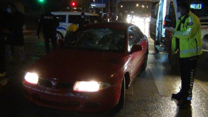Bursa'da feci kaza! Sürücü ehliyetsiz çıktı
