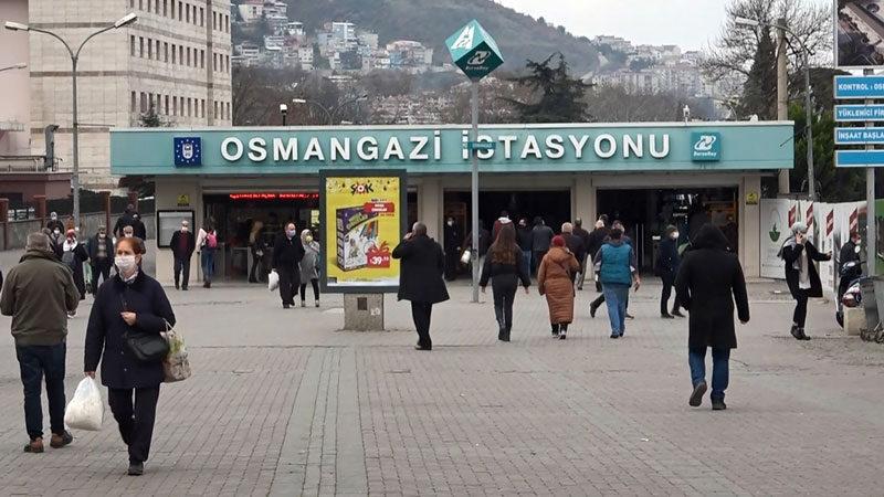Bakan açıkladı: Bursa'da vakalar yüzde 50 düştü! Ama vatandaş hâlâ tedirgin