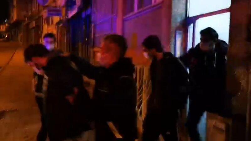 Bursa'da uyuşturucu operasyonu! Polise alkışlı destek