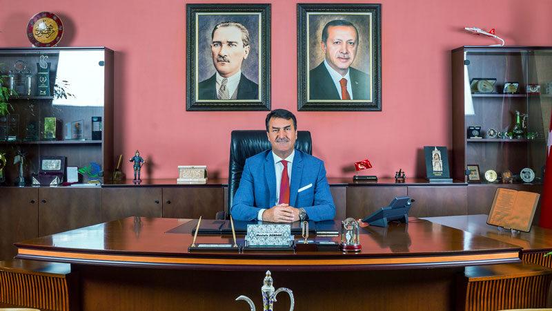 Başkan Dündar'dan yeni yıl mesajı