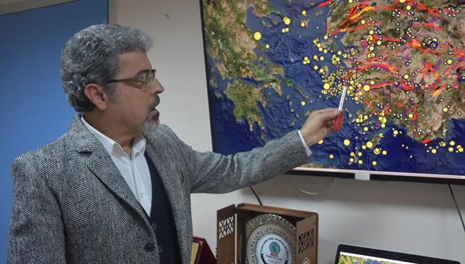 İzmir'deki deprem zeminin yapısını değiştirdi