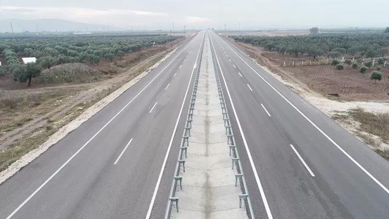 Trafik yoğunluğu azalacak! Yarın açılıyor…