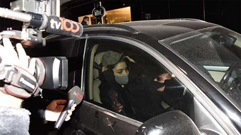 Hande Erçel herkesin içinde şoförünü azarladı