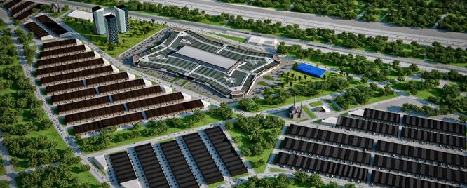Çataltepe Sanayi Sitesi'nin bir bölümü konuta dönüyor