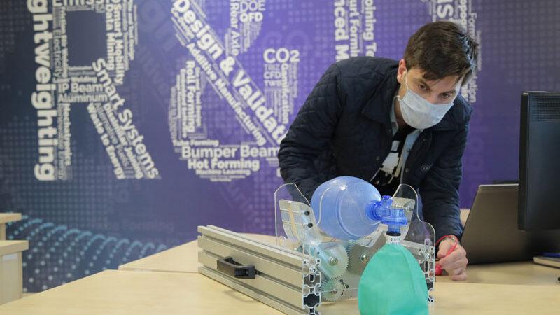 Coşkunöz Holding'e 'Sağlık Kahramanlarına Destek' ödülü