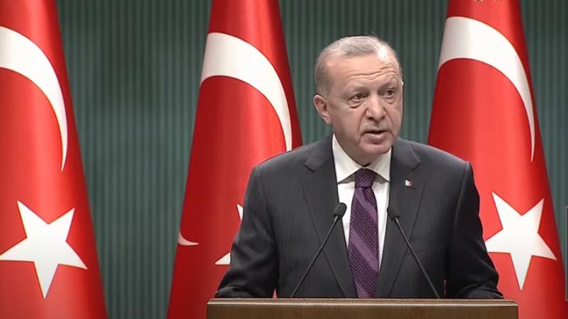 Cumhurbaşkanı Erdoğan açıkladı; Yüz yüze eğitim 15 Şubat'a uzadı…