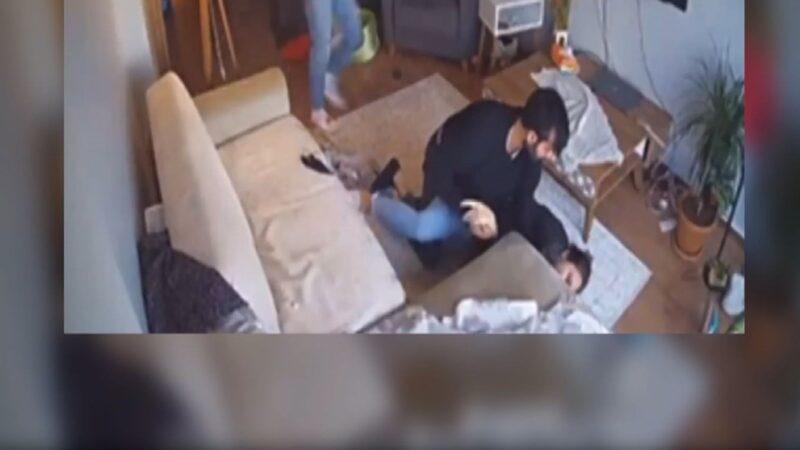 Eski kız arkadaşını dövmüştü! İkinci kez serbest bırakıldı