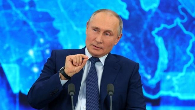 Putin'den aşı açıklaması: Yüzde 95'in üzerinde etkili