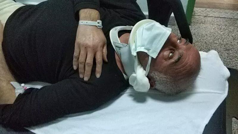 Feci kaza! 1'i emekli 2 polis yaralı