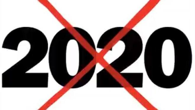 2020 yılının kendisi kapak oldu