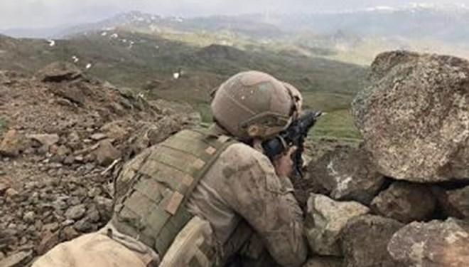 Bitlis'te 'Yıldırım-16 Sehi Ormanları Operasyonu'