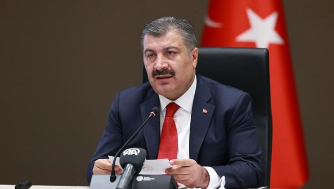 Sağlık Bakanı Koca'dan mutasyon açıklaması