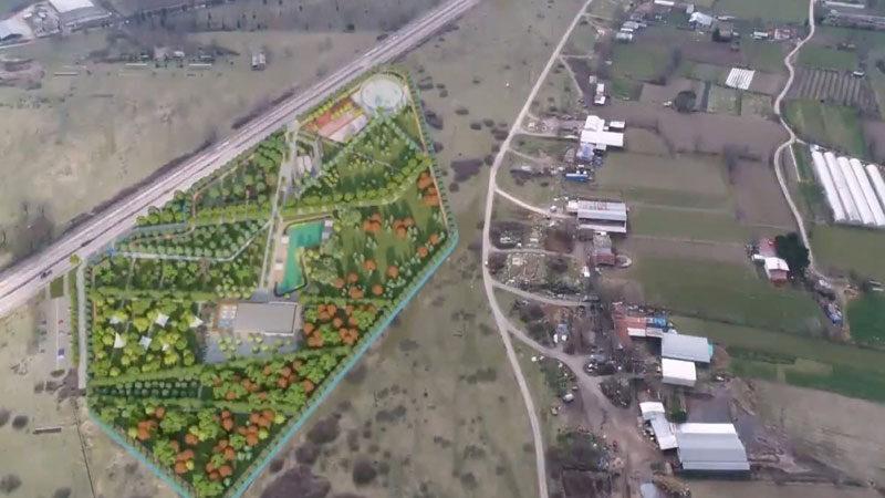 Millet Bahçesi Mustafakemalpaşa'ya çok yakışacak