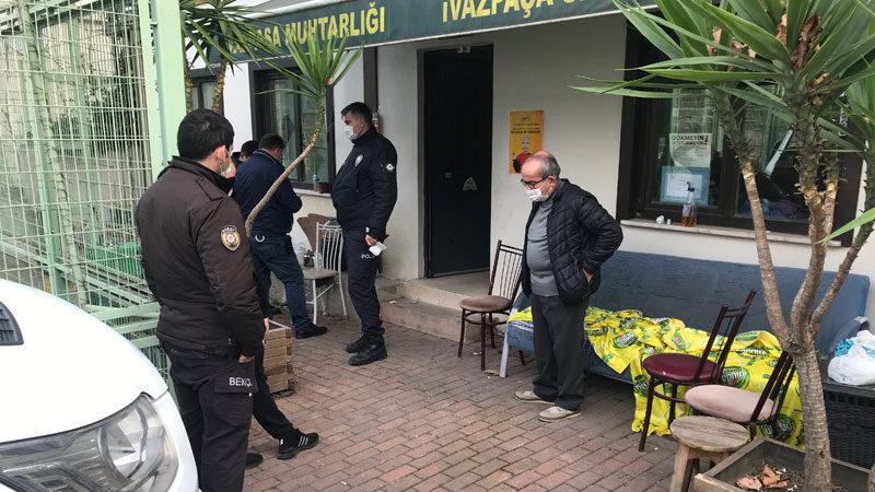 Bursa'da huzurevinden izinli çıktı, muhtarlıkta ölü bulundu