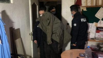 Bursa'da derneğe kumar baskını: Çatıda yakalandılar